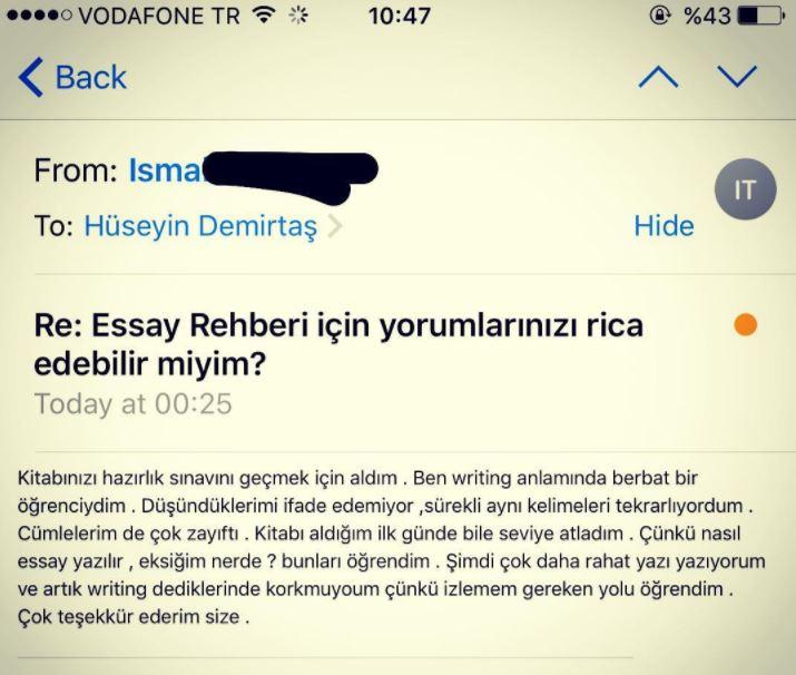 essay yazman n kolay yollar